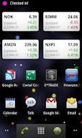 Screenshot of NFC Checkin