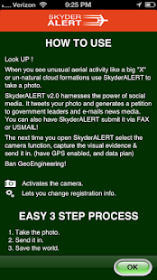 SkyderALERT - screenshot thumbnail
