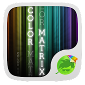 Color Matrix Keyboard