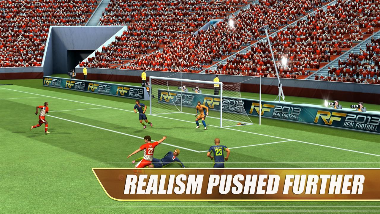 Real Football 2013 screenshot #4