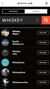 Distiller - Whiskey Companion - screenshot thumbnail