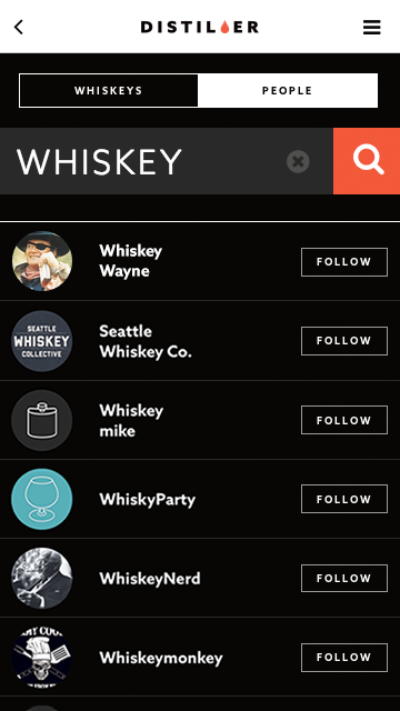 Distiller - Whiskey Companion - screenshot