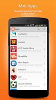 Screenshot of Mxit