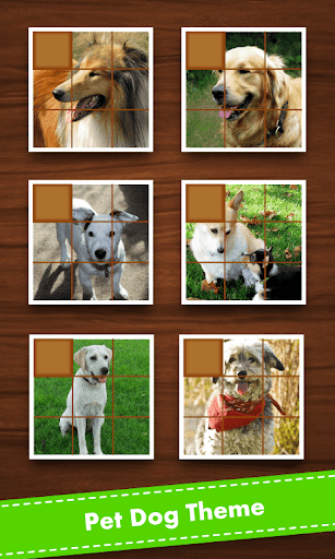 Puzzle Pet Dog