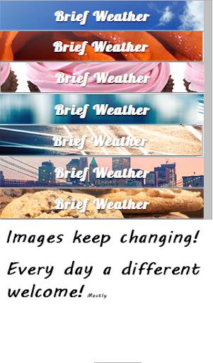 Brief Weather