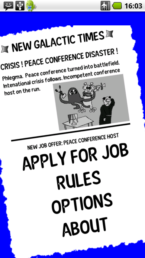 Peace Conference- screenshot