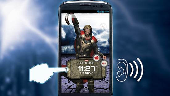 Thor: The Dark World LWP- screenshot thumbnail