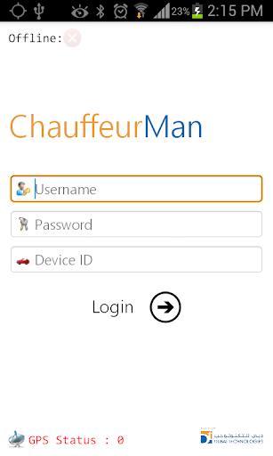 ChauffeurMan