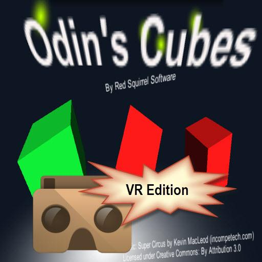 Odin's Cubes VR Edition