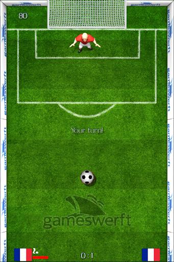 Goal Free Kick 2014