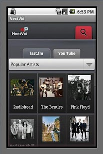NextVid - YouTube player - screenshot thumbnail