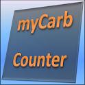 myCarb Counter icon