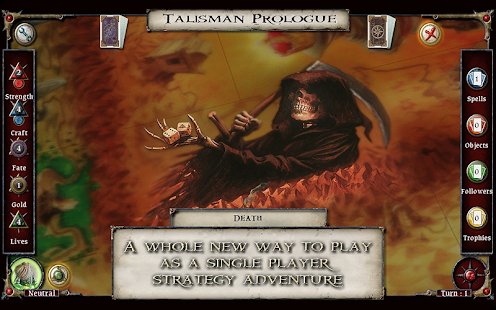 Talisman: Prologue Screenshot 11