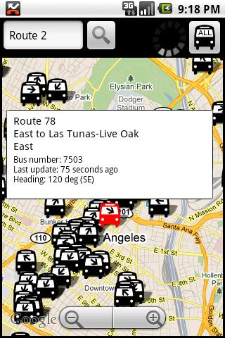 Los AngelBus - screenshot