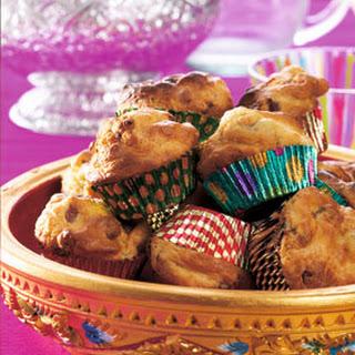 Muffins Met Blue Stilton En Vijgen