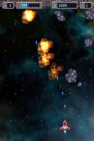 Stardust Battle - screenshot