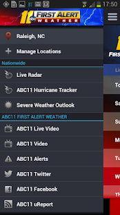 ABC11 First Alert Doppler XP - screenshot thumbnail