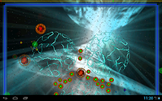 Screenshot of Big Bang free