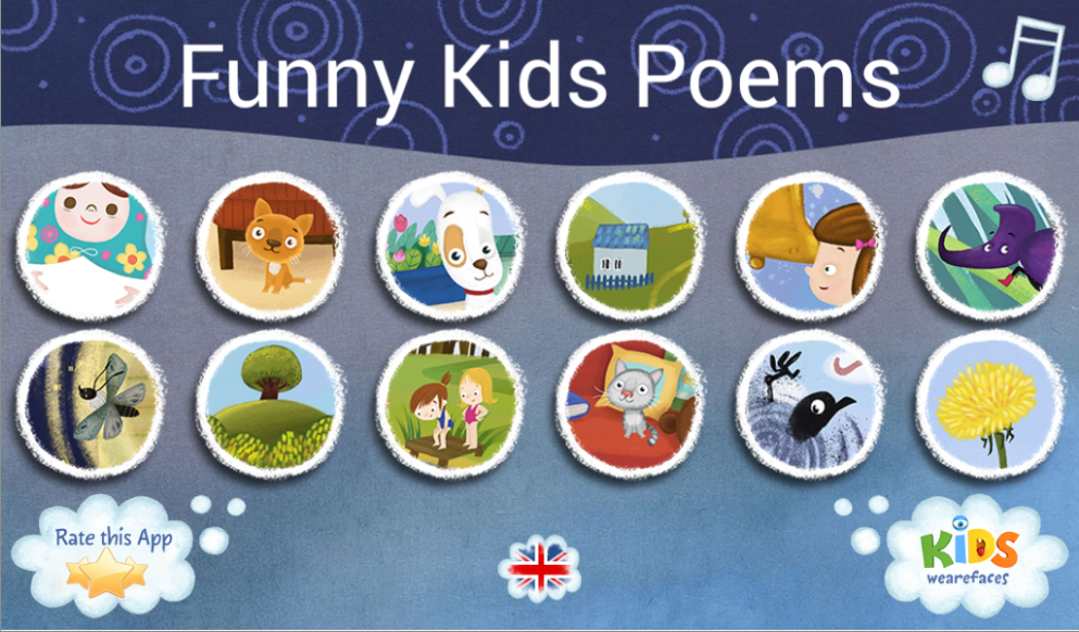 funny kids poems   android apps on google play