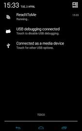 ReadItToMe - Unique Handsfree Screenshot 9