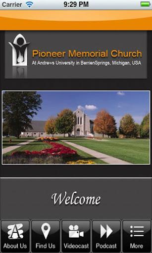 Pioneer Memorial Church