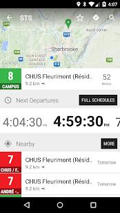 Sherbrooke STS Bus - MonTransit - náhled