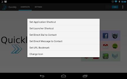 Quickly Notification Shortcuts Screenshot 19