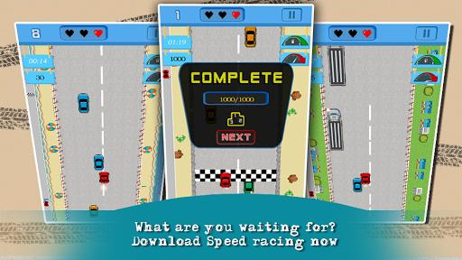 Dua xe - Speed Racing
