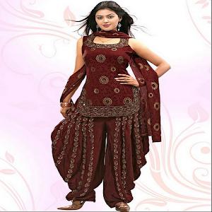 Salwar Kameez Design For Girls