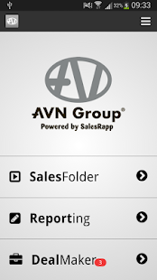 AVNGroup SalesRapp- screenshot thumbnail