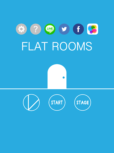 玩解謎App|FLAT ROOMS - room escape game免費|APP試玩