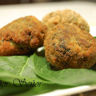 Spinach Croquettes.