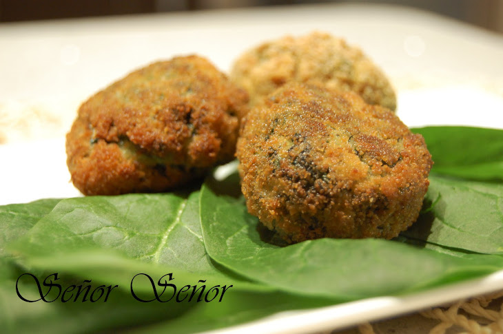 Spinach Croquettes Recipe