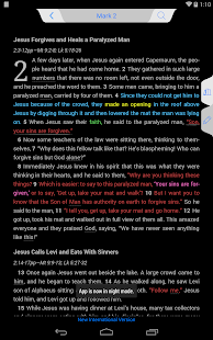 KJV Bible - screenshot thumbnail
