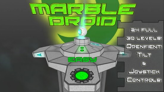 Marble Droid Free - screenshot thumbnail