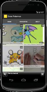 玩免費漫畫APP|下載How to draw pokemon characters app不用錢|硬是要APP