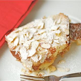 Orange Blossom & Almond Overnight French Toast