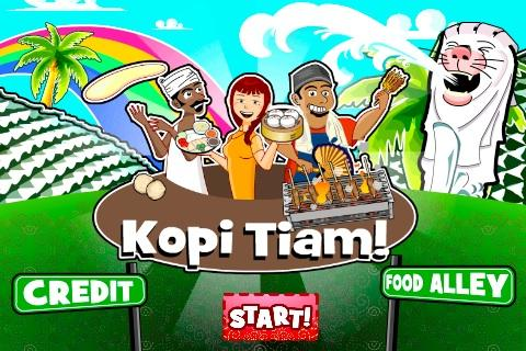 Kopi Tiam - screenshot