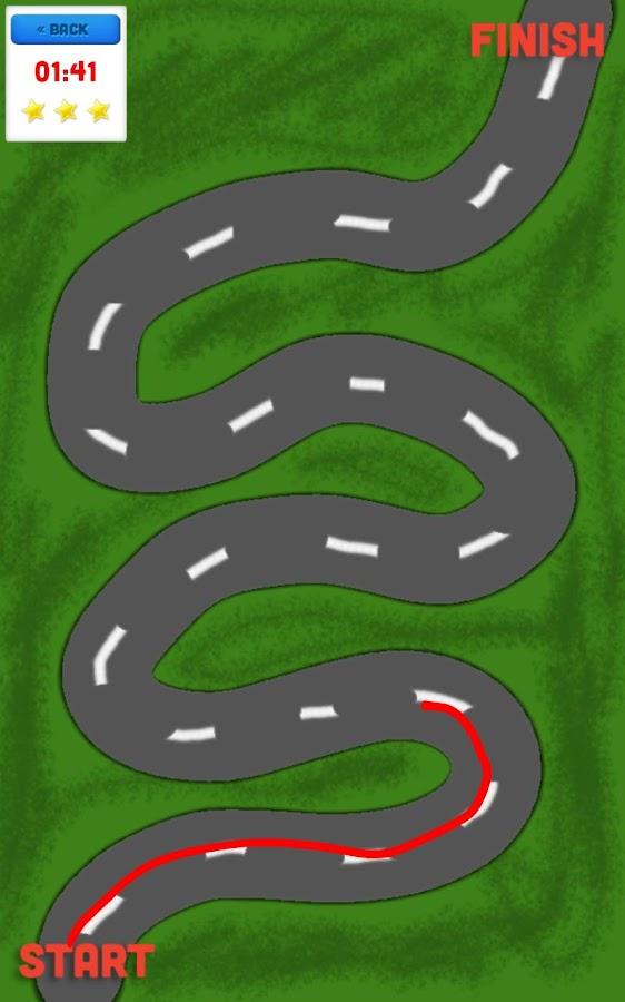 Maze Racer- screenshot