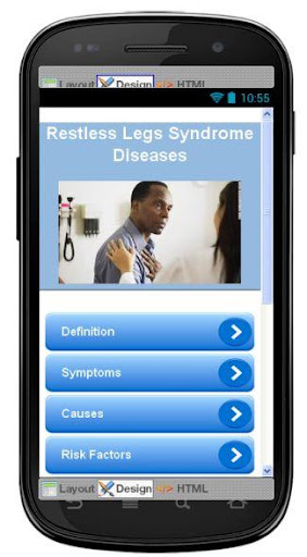 Restless Legs Syndrome Disease