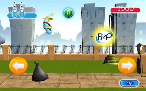 Pilot B2P- screenshot thumbnail