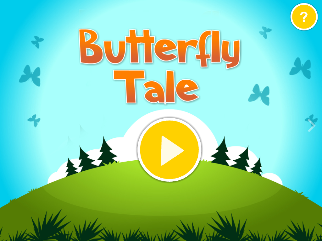 butterfly tale kids game android apps on google play