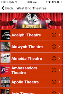 Theatres- screenshot thumbnail
