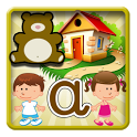 Tiki Bear Phonics Vowel Sounds icon