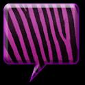 THEME - Purple Zebra 2 icon