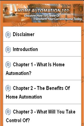 Home Automation 101 - screenshot