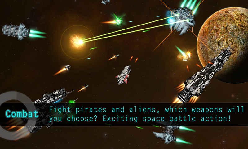 Space RPG - screenshot