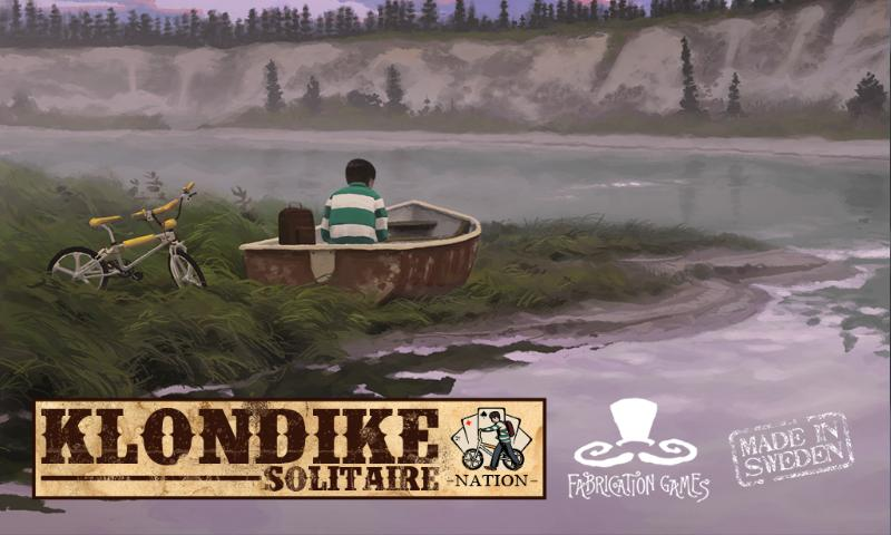 Klondike Solitaire Nation - screenshot