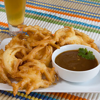 Vidalia Onion Fritters Recipe