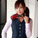 Sexy mah-jong Risa Yoshiki vol logo